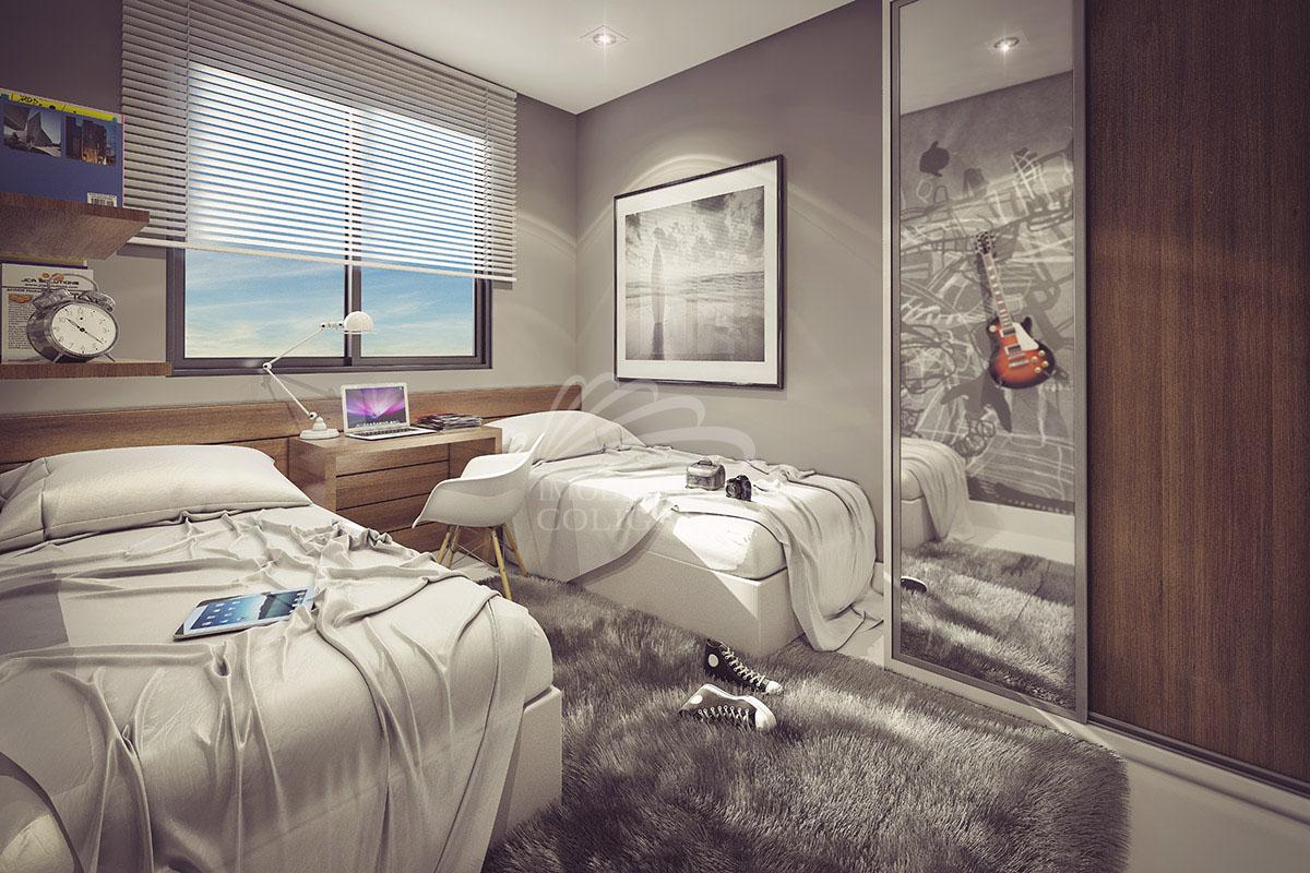 Dormitório - Imagem meramente ilustrativa